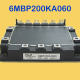 6MBP200KA060 Fuji IGBT Power Module