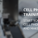 Cell phone repair training
