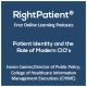 Sharon Canner - Patient Identity and the Role of Modern CIOs