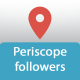 Buy Periscope Followers – Represent your Account Popularity