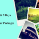 4 Nights And 5 Days Kerala Tour Packages