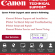 How to Solve Common Canon Printer's Problems