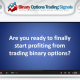 Binary Options Trading Signals Live!