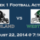 Game 1 Southland vs. Westfield 2014