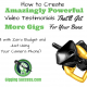 How to Create Amazingly Powerful Band Video Testimonials