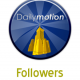 Buy Real Dailymotion Followers