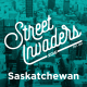 Dawn Graburn - Street Invaders 2015 Saskatchewan